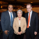 Martin Luther King Jr MLK Celebration 2014 Dinner Dome Freeman Hrabowski Speaker Chancellor Kent Syverud