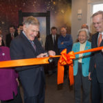Patricia Meyers Druger Astronomy Learning Center at Holden Observatory Dedication Ceremony F. Story Musgrave Speaker
