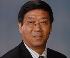 John Liu, Vice President for Research