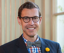 Brian Konkol, Dean of Hendricks Chapel